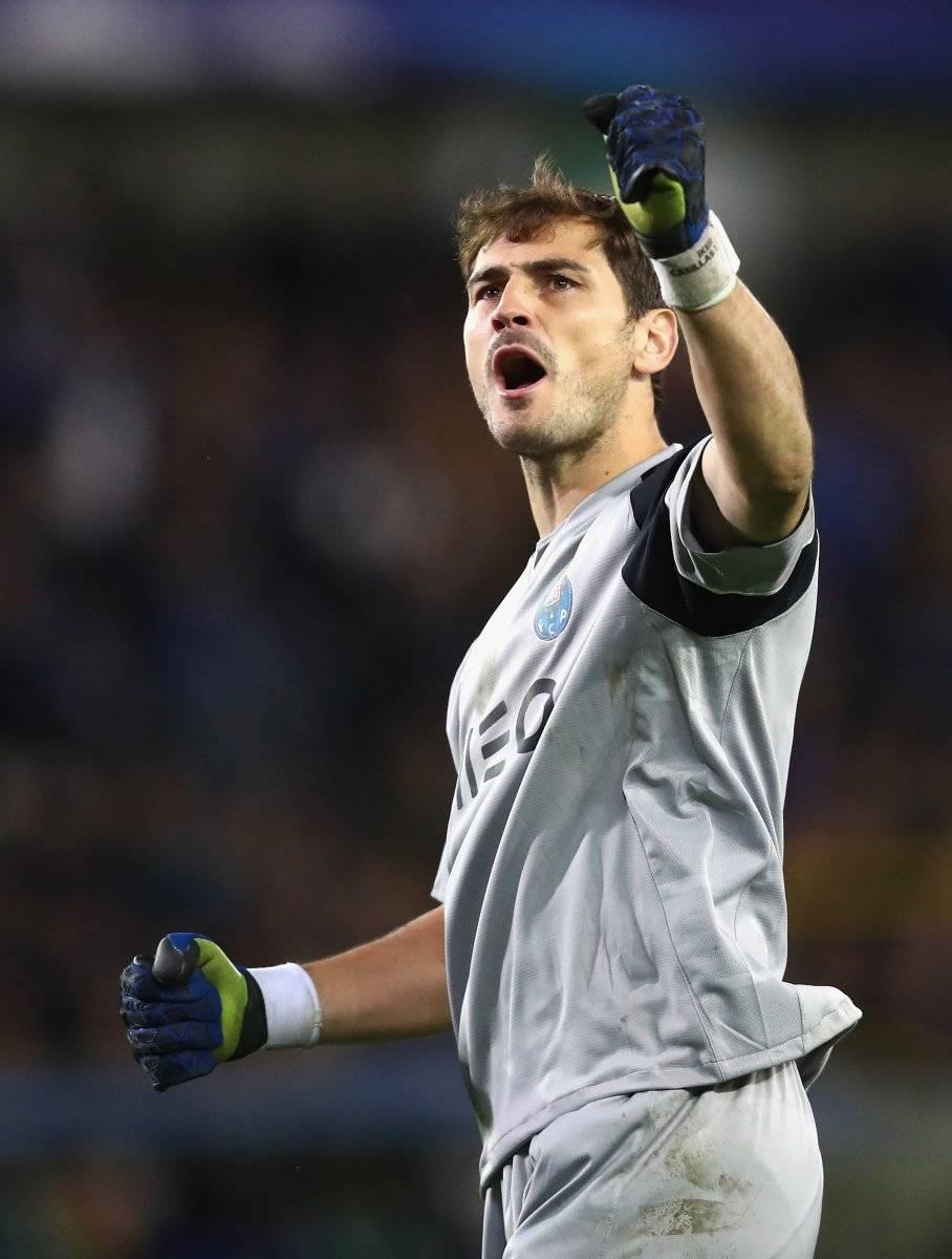Casillas cumplirá 38 años el próximo 20 de mayo |GETTY IMAGES