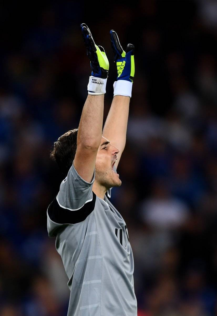 Iker Casillas sufrió un infarto |GETTY IMAGES
