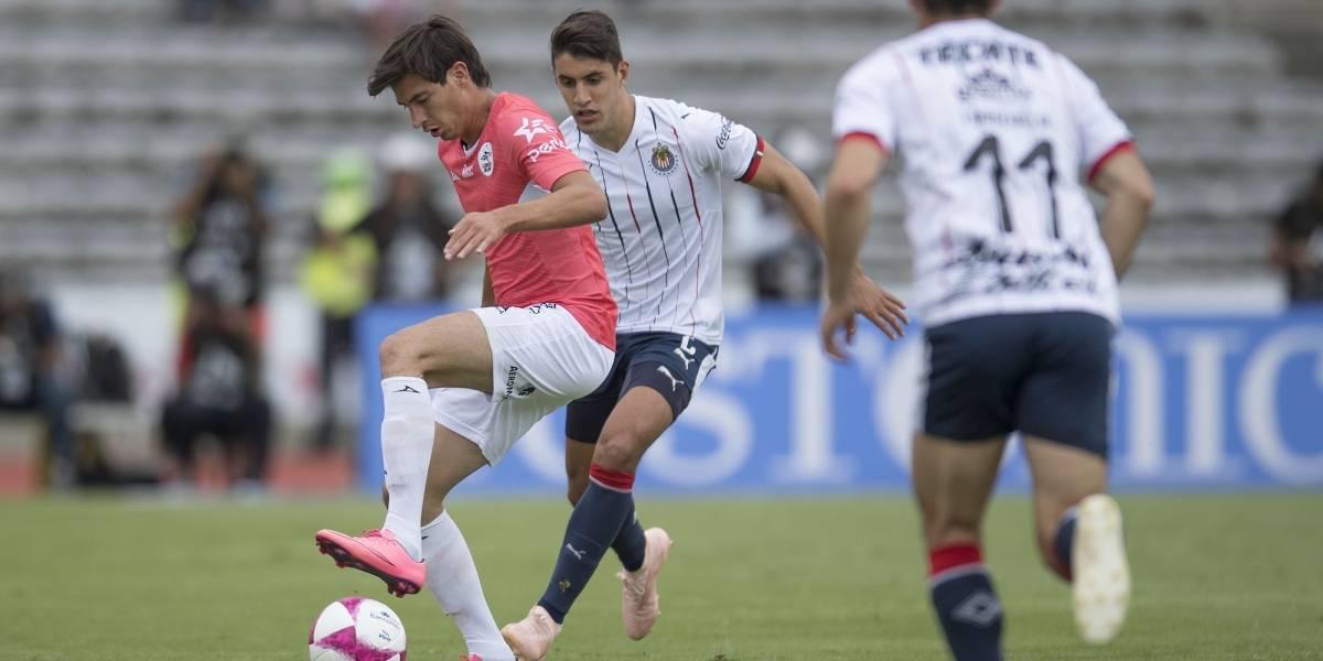 Todavía no se acaba el torneo, pero hay un jugador que quiere ir a Chivas