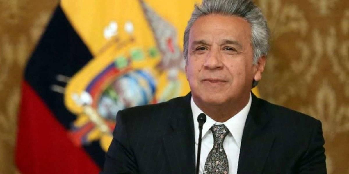 Lenín Moreno: El mensaje que envió por el Día de los Trabajadores
