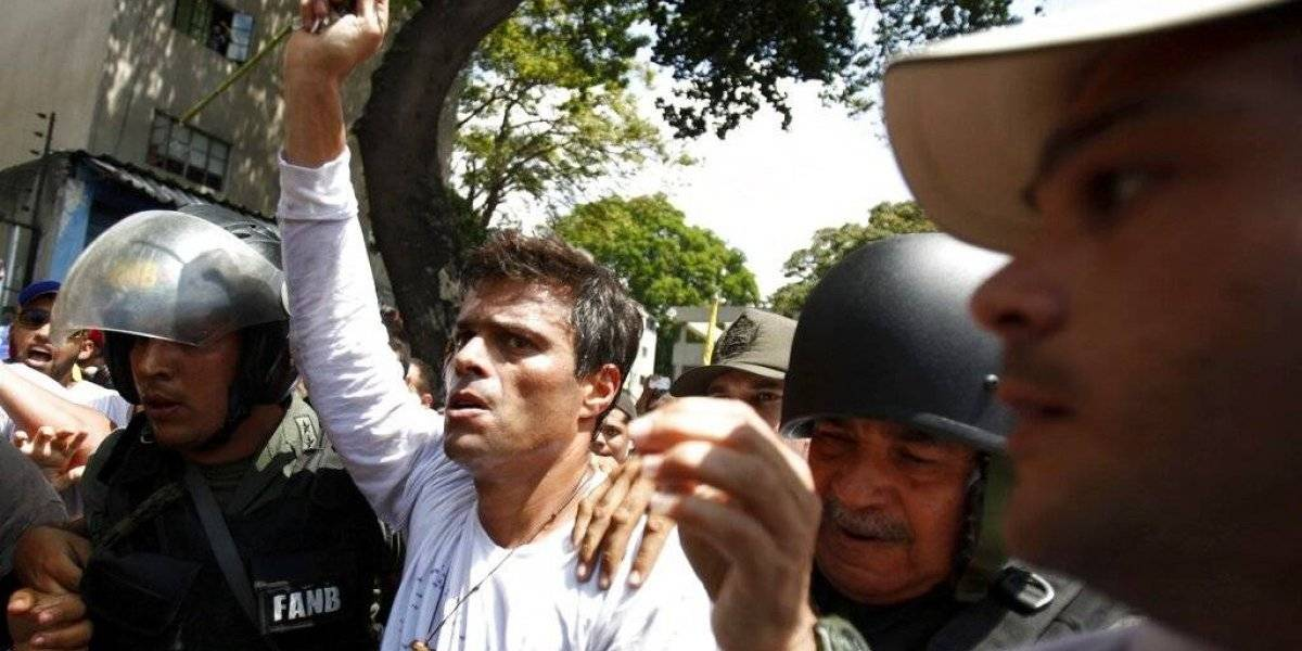 La justicia venezolana ordena detener a Leopoldo López