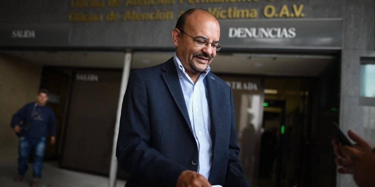Presidenciable de EG anuncia que denunciará a la canciller
