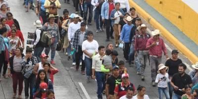 marcha del Día del Trabajo