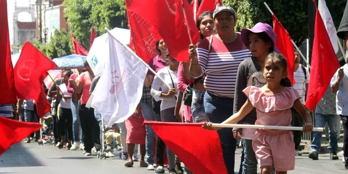 Marchas y movilizaciones en CDMX para este 1 de mayo