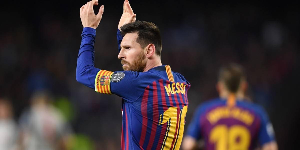 Messi manda mensaje a afición del Barça: 'Tenemos que estar unidos'