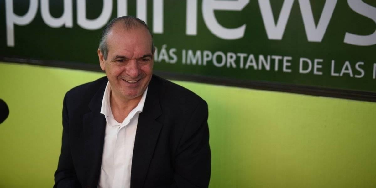 El 10 del candidato: Pablo Duarte, del Partido Unionista