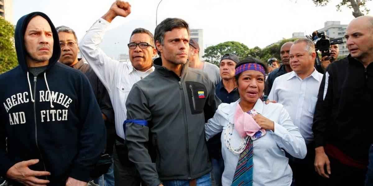 Tribunal venezolano orden arresto de Leopoldo López