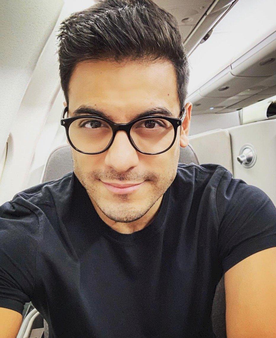 """Carlos Rivera vuelve a ser parte del mundo de """"El Rey León"""" Foto Instagram"""