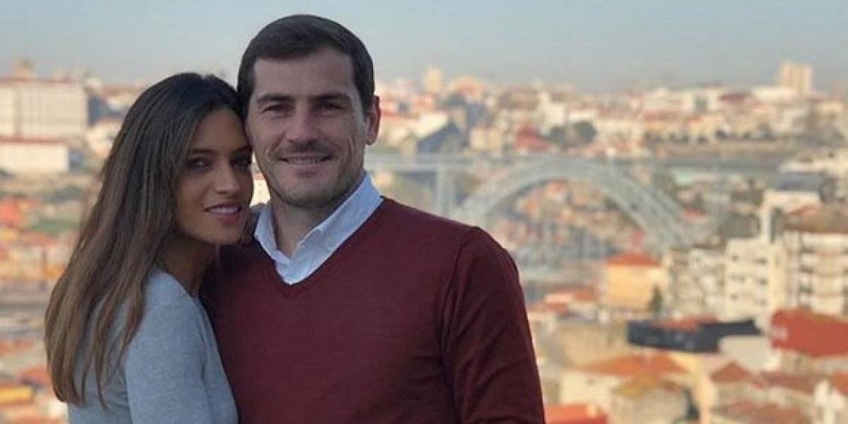 La reacción de Sara Carbonero ante el infarto de Iker Casillas