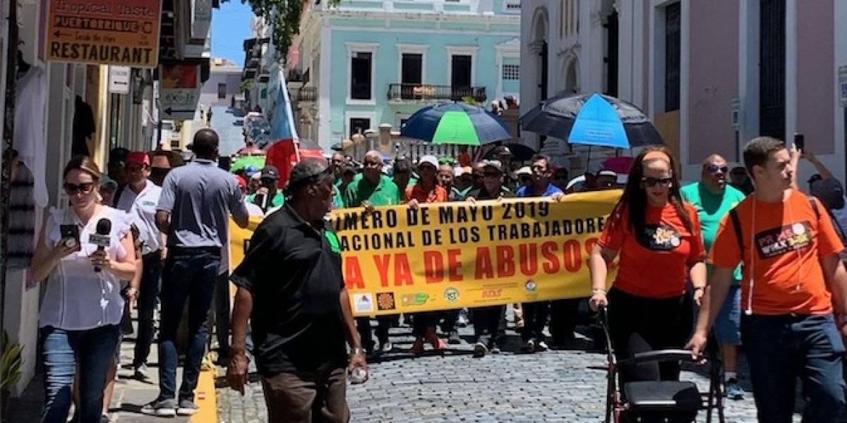 Más de 20 sindicatos llevan sus inquietudes al gobernador Ricardo Rosselló