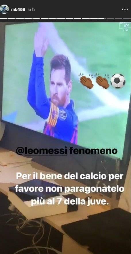 Messi-Balotelli