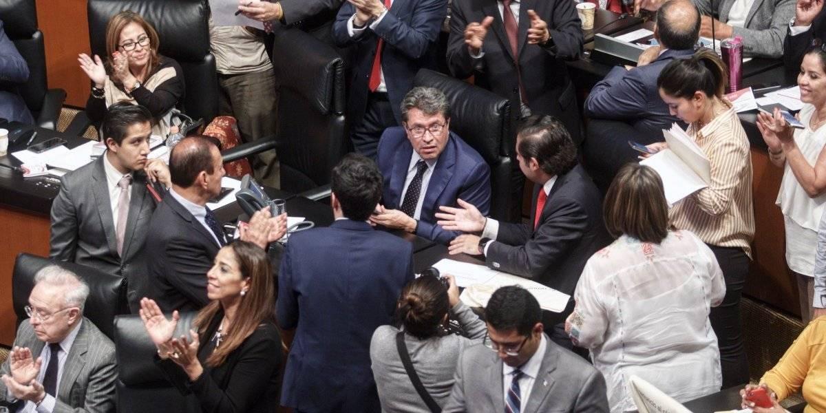 'Se confiaron', dice AMLO a senadores que no votaron Reforma Educativa
