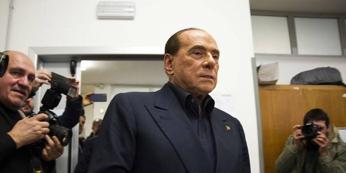 Berlusconi continuará campaña al Parlamento Europeo pese a cirugía