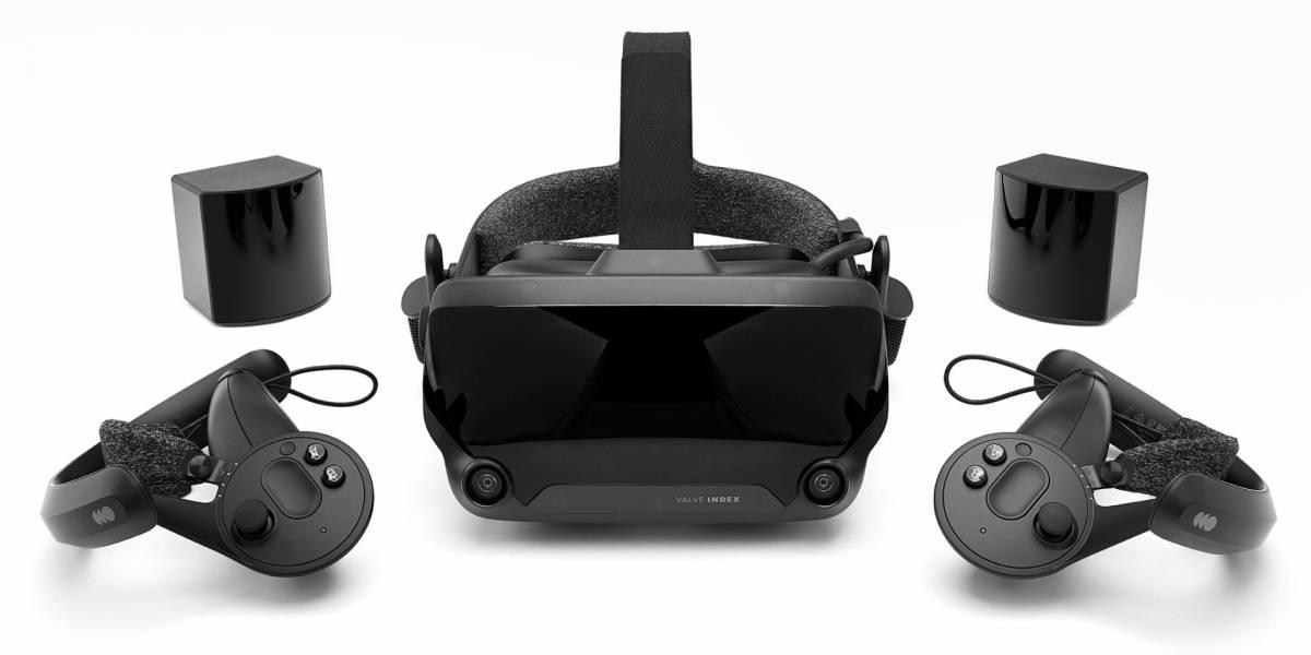 Valve presenta de forma oficial Index, su headset de Realidad Virtual