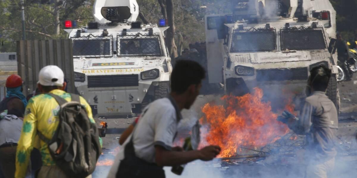 ONU condena el uso excesivo de fuerza contra los manifestantes venezolanos