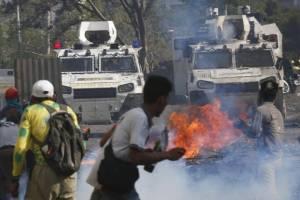 Protestas-Veezuela