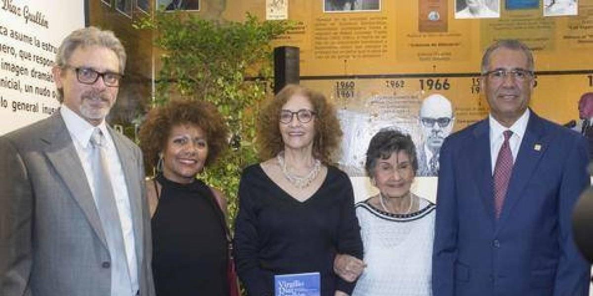 Banreservas publica selección de cuentos de Virgilio Díaz Grullón