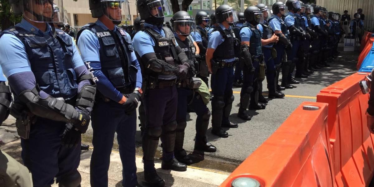 """Monitor Federal de la Policía cataloga labor de la Uniformada como una """"extraordinaria"""""""