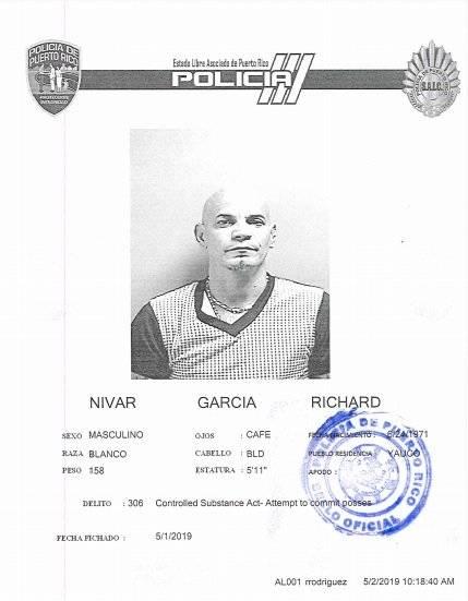 Richard Nivar García