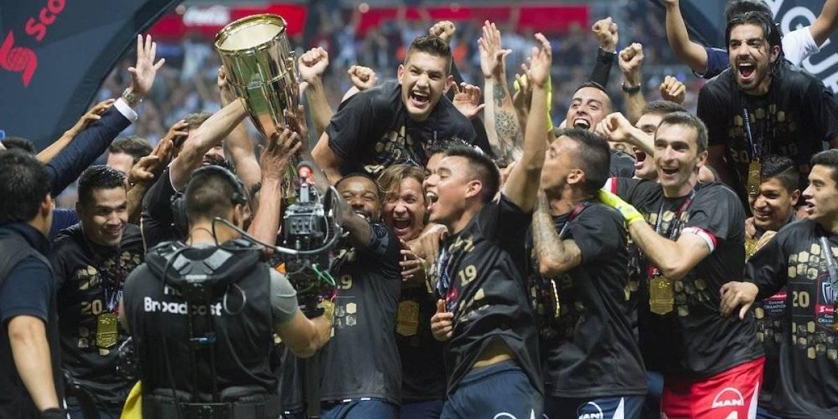 Rayados se saca espina ante Tigres y es campeón de Concacaf