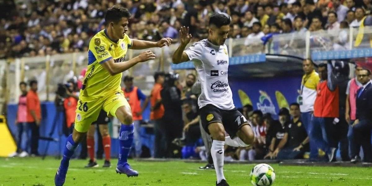 San Luis se repone a penal polémico y rescata empate ante Dorados