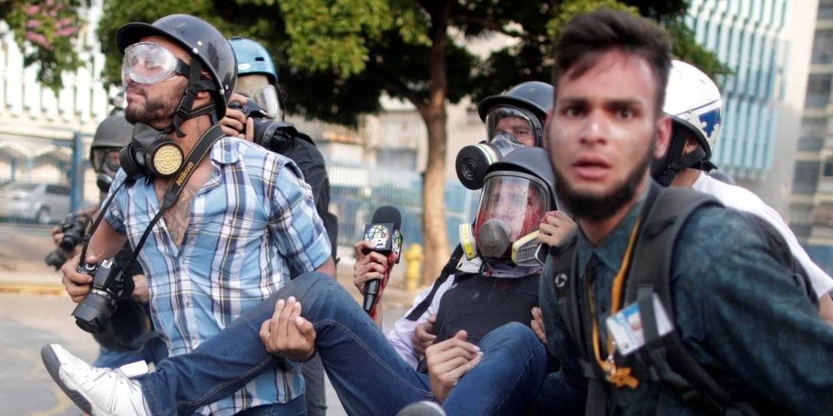Protestos na Venezuela deixam dois mortos