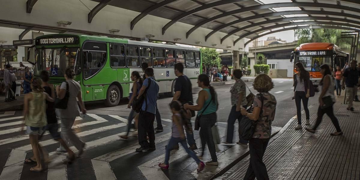 Prefeitura vai conceder terminais de ônibus à iniciativa privada por 30 anos