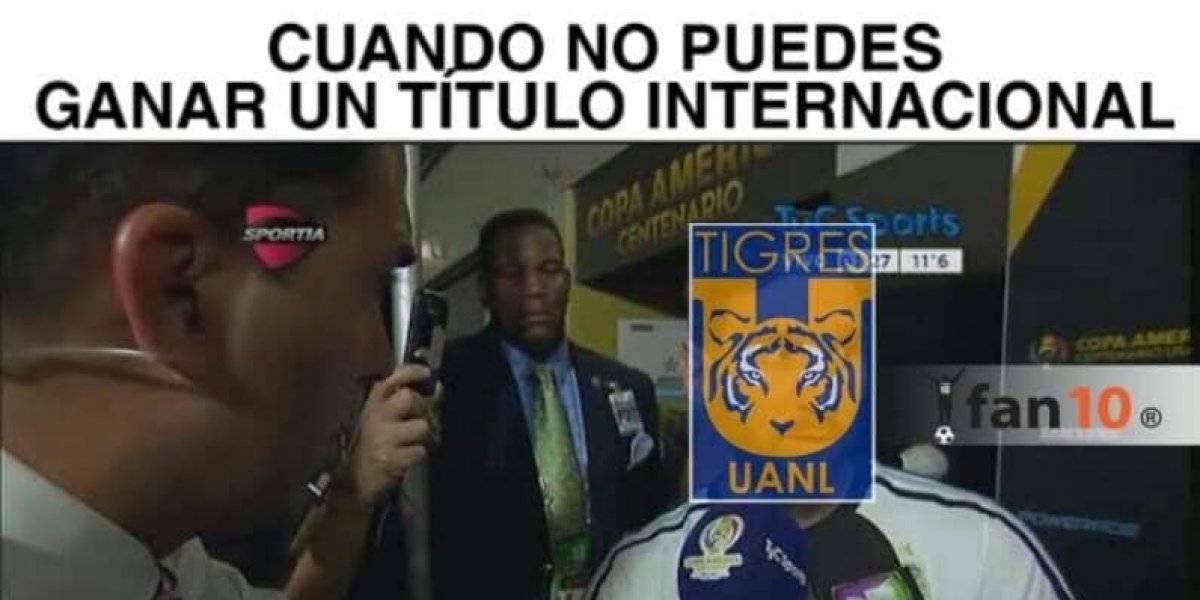 Los mejores memes de la derrota de Tigres en la Concacaf