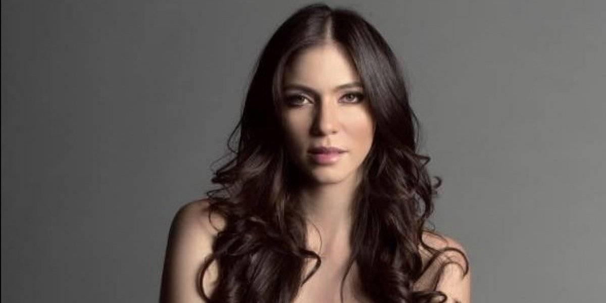 La Miss Guatemala 2007, Alida Boer se deja ver sin una gota de maquillaje