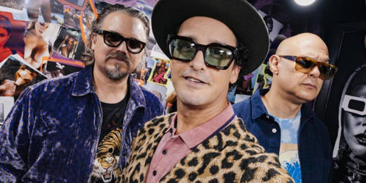 """""""Los Amigos Invisibles"""" cantarán en RD el sábado 27 de julio"""