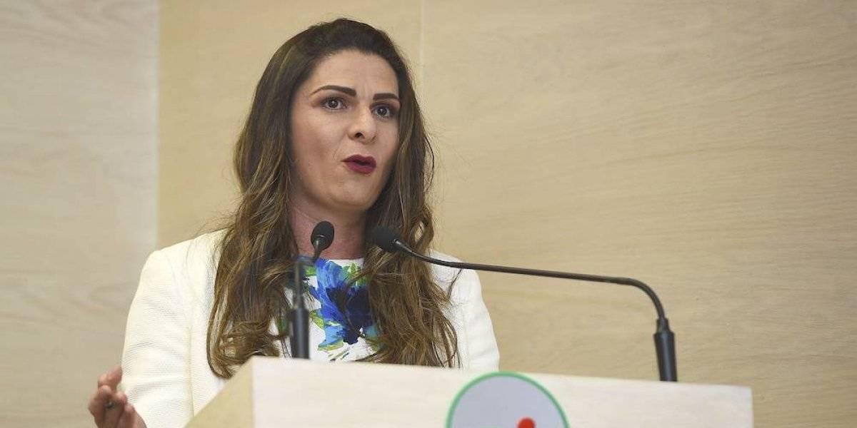 Ana Guevara asegura que la inseguridad no detendrá la Olimpiada Nacional
