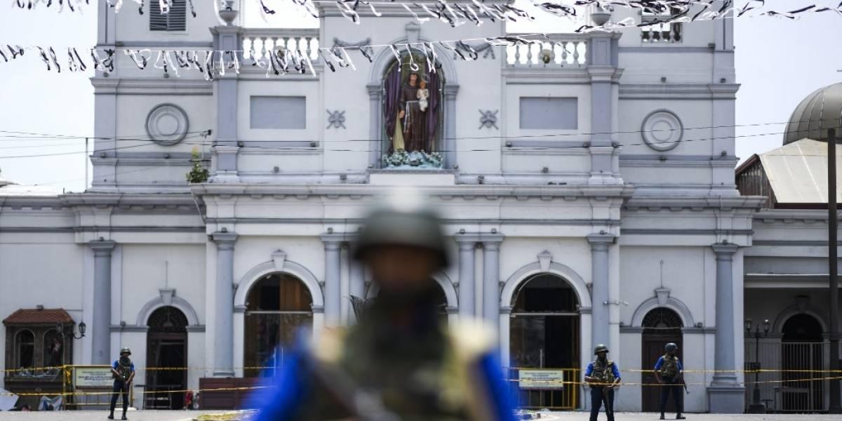 Anulan misas dominicales en Sri Lanka por miedo a atentados