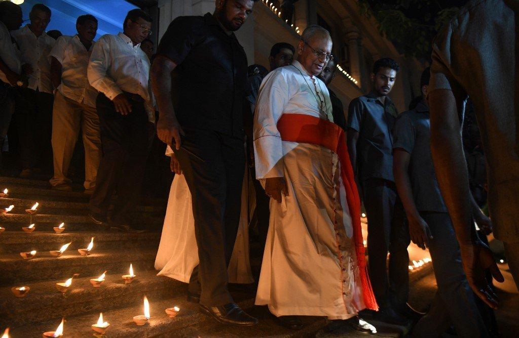 Suspenden misas en Sri Lanka