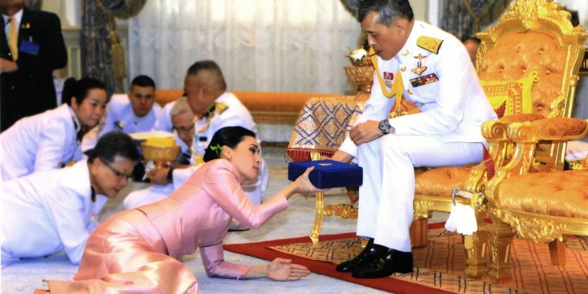 ¿La cuarta es la vencida?: Rey de Thailandia se vuelve a casar