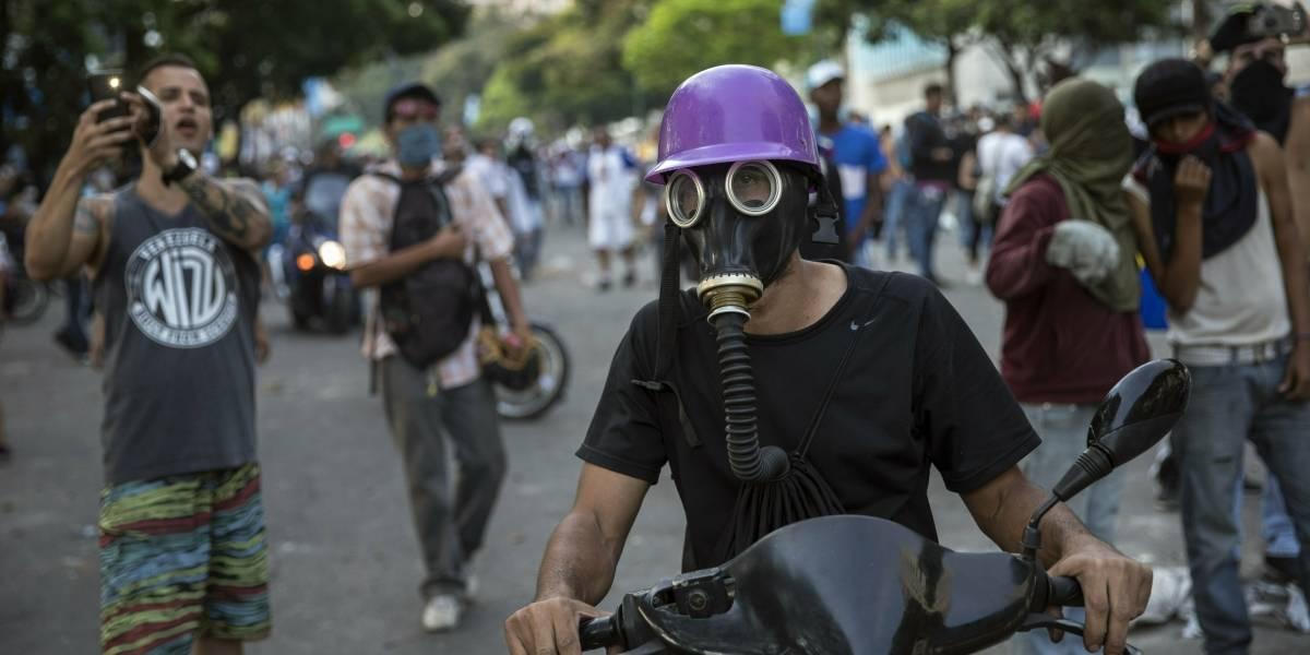 4 muertos en Venezuela durante manifestaciones contra Nicolás Maduro