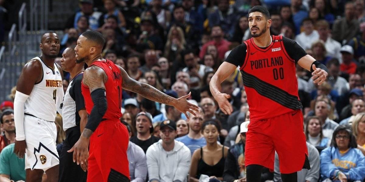 NBA: Portland pone las cosas en orden e iguala la semifinal del Oeste ante Denver