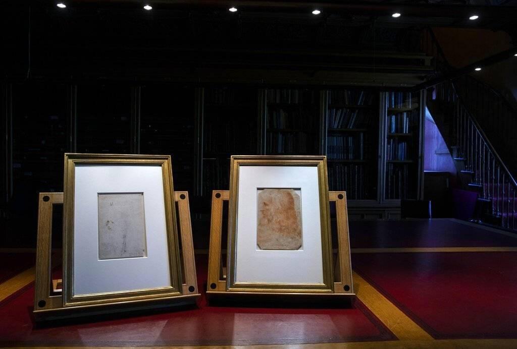 Increíble hallazgo a 500 años de la muerte del genio: encuentran inédito retrato de Leonardo Da Vinci