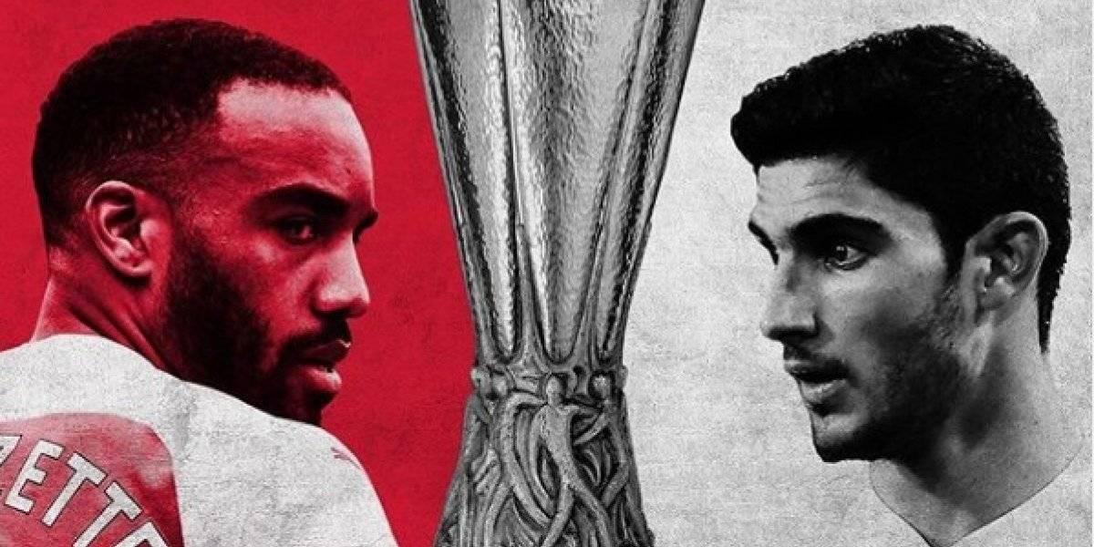 Liga Europa: como assistir ao vivo e online ao jogo Arsenal x Valencia