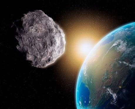 Asteroide Getty Images