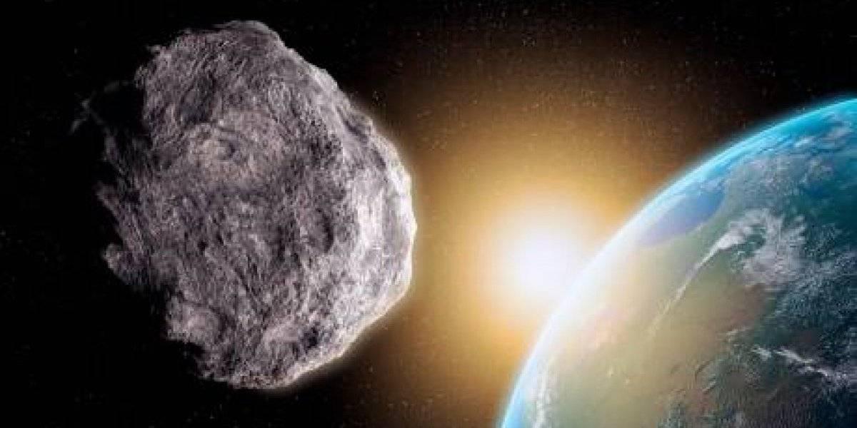 El enorme asteroide pasará cerca de la Tierra