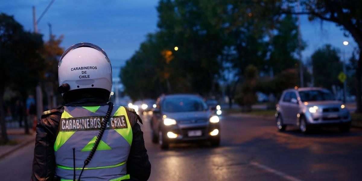 Comienza restricción vehicular en Santiago: conductores que no respeten la medida arriesgan multas de hasta $68.300