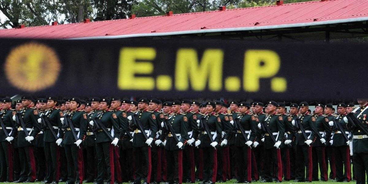Es oficial: Desaparece el Estado Mayor Presidencial