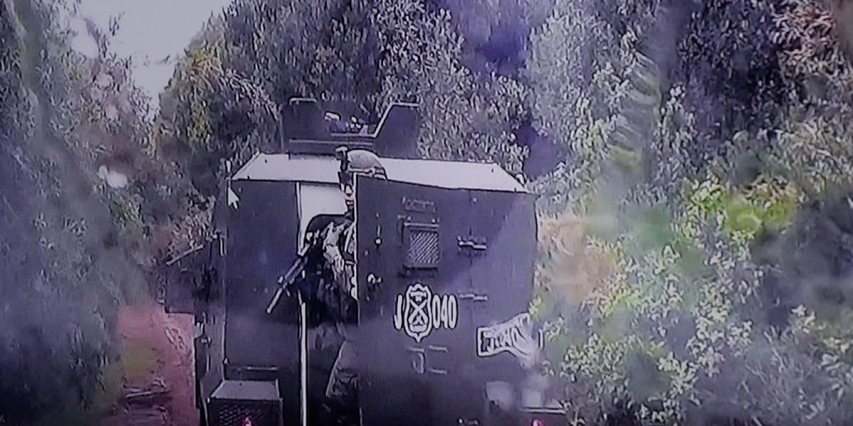 Caso Catrillanca: Corte de Apelaciones de Temuco decidió no sobreseer a menor que acompañaba a comunero asesinado