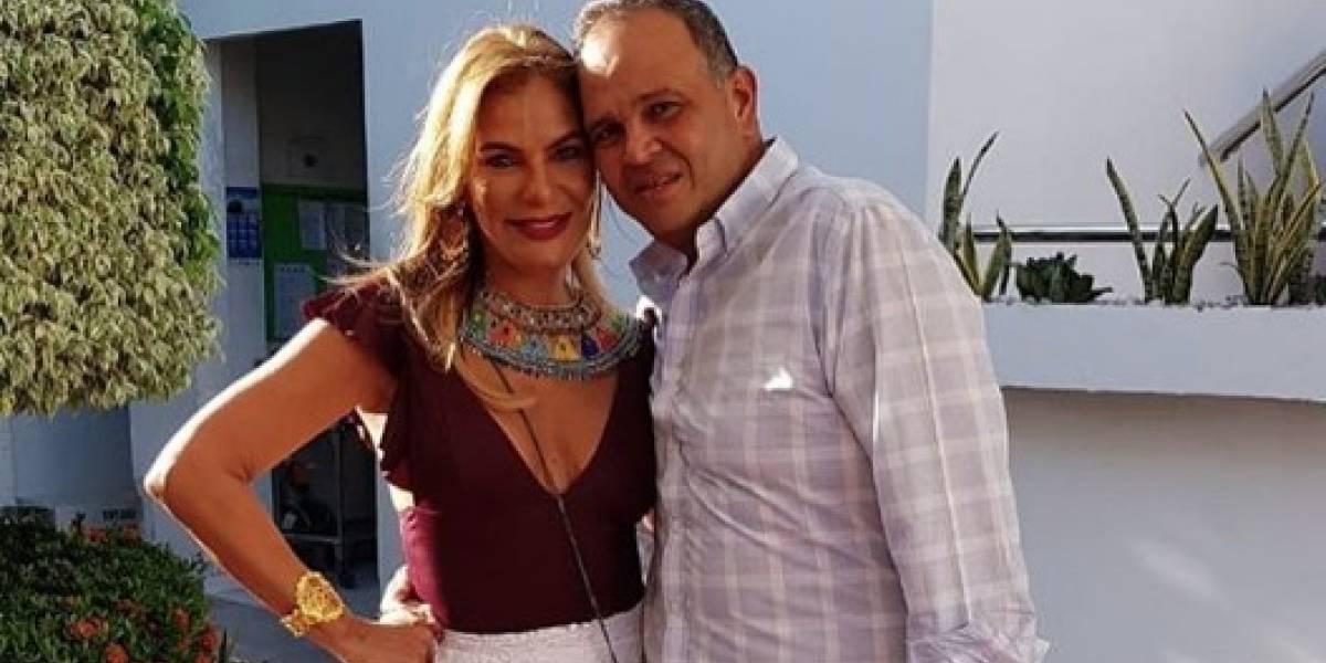 Los tiernos mensajes que María Mónica Urbina dedicaba a su esposo en redes