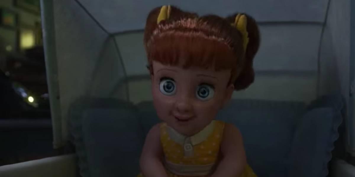 """Conoce a la primera villana femenina de """"Toy Story 4"""""""