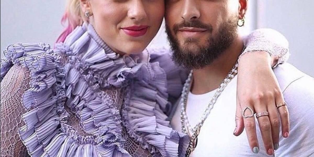 Fanáticos de Taylor Swift rechazan colaboración con Maluma