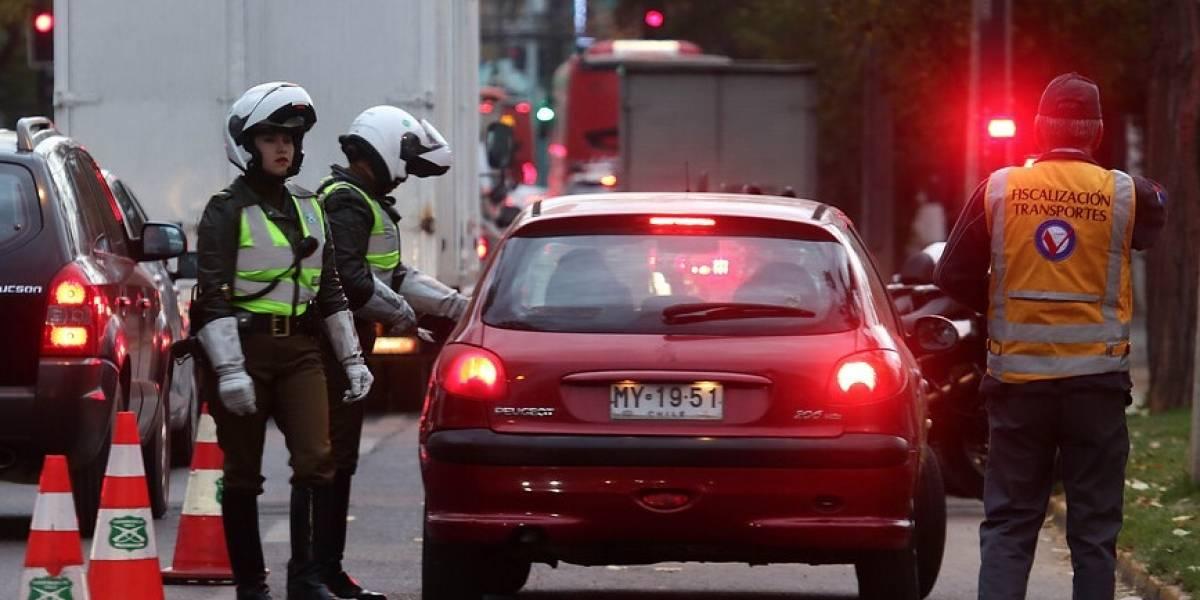 Restricción vehicular: Tiempos de viajes bajaron y velocidad del tráfico aumentó