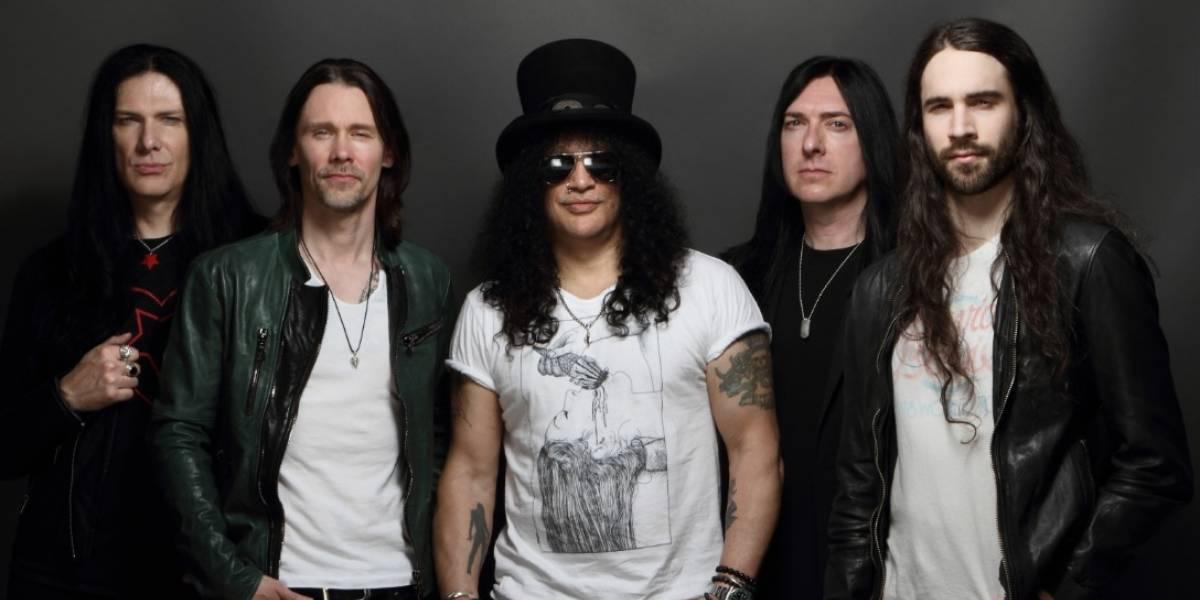 Siga estas recomendaciones si asistirá al concierto de Slash en Bogotá