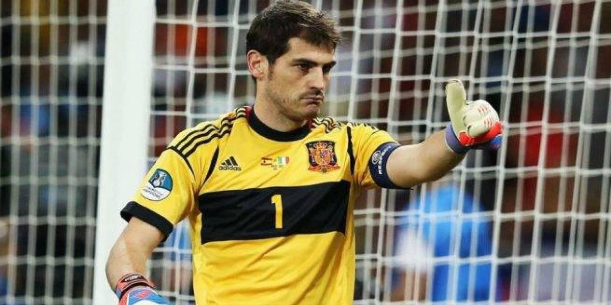 Este fue el mensaje que le envió Carlos Ruiz a Iker Casilla