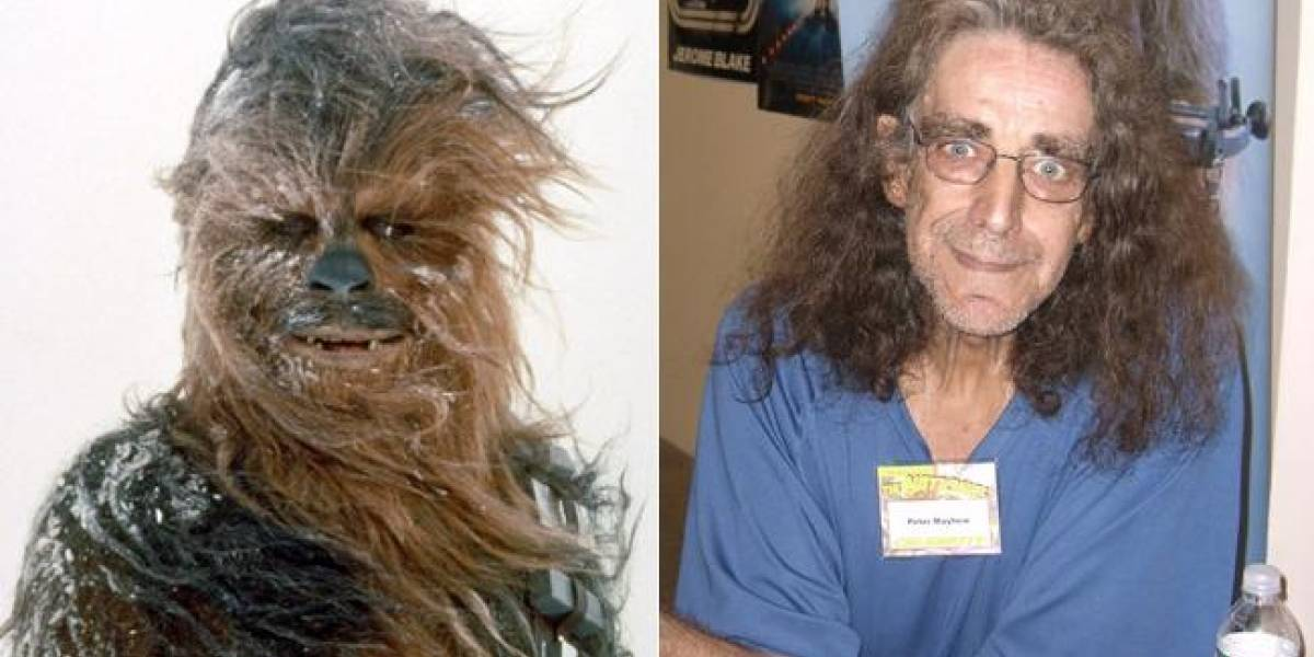 Muere Peter Mayhew, actor que interpretó a Chewbacca en 'Star Wars'